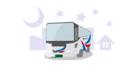 深夜急行バス