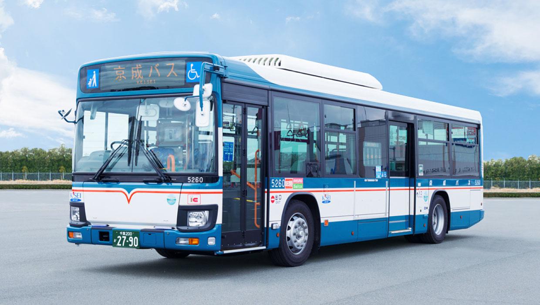 路線バス|貸切バス|京成バス